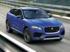 Российские продажи Jaguar F-Pace начнутся летом