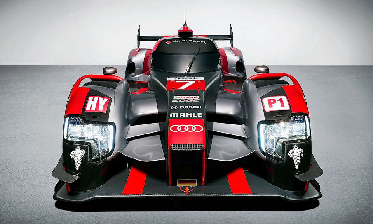 Спортпрототип Audi для «Ле-Мана» стал 1000-сильным