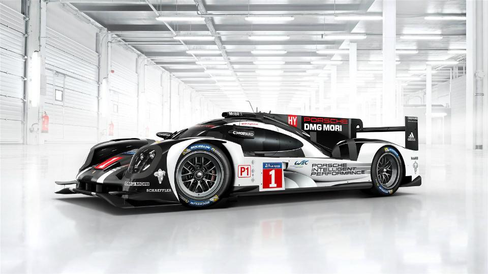 Команда Porsche улучшила машину для «Ле-Мана»