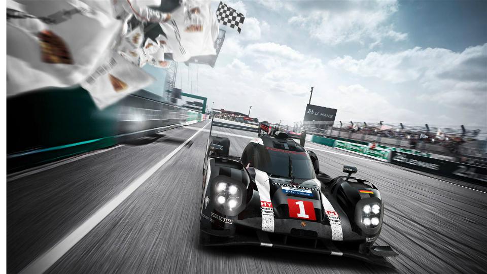 Чемпион WEC показал новый спортпрототип 919 Hybrid