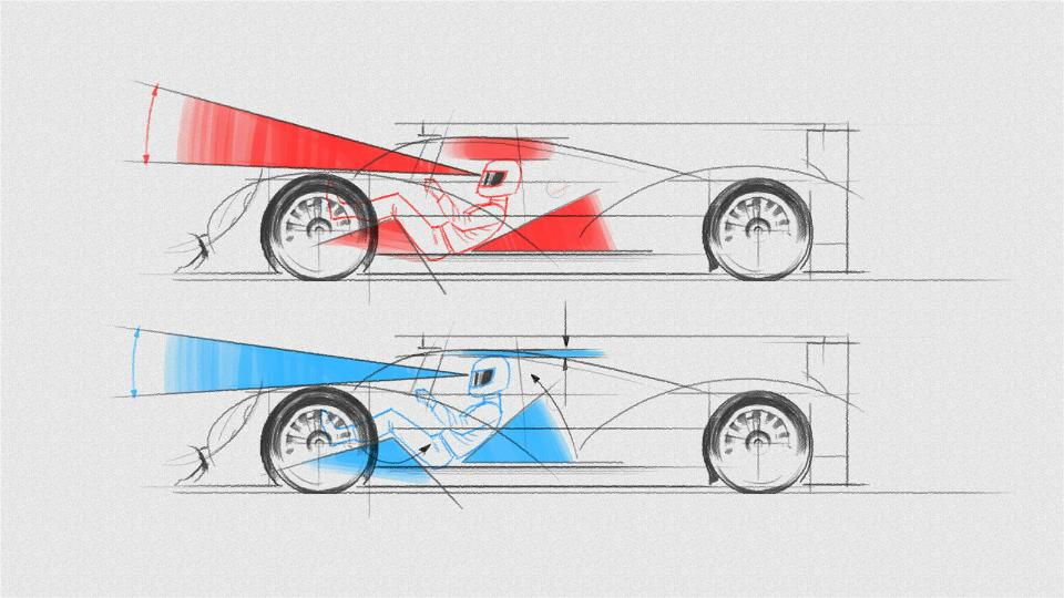 Чемпион WEC показал новый спортпрототип 919 Hybrid. Фото 1