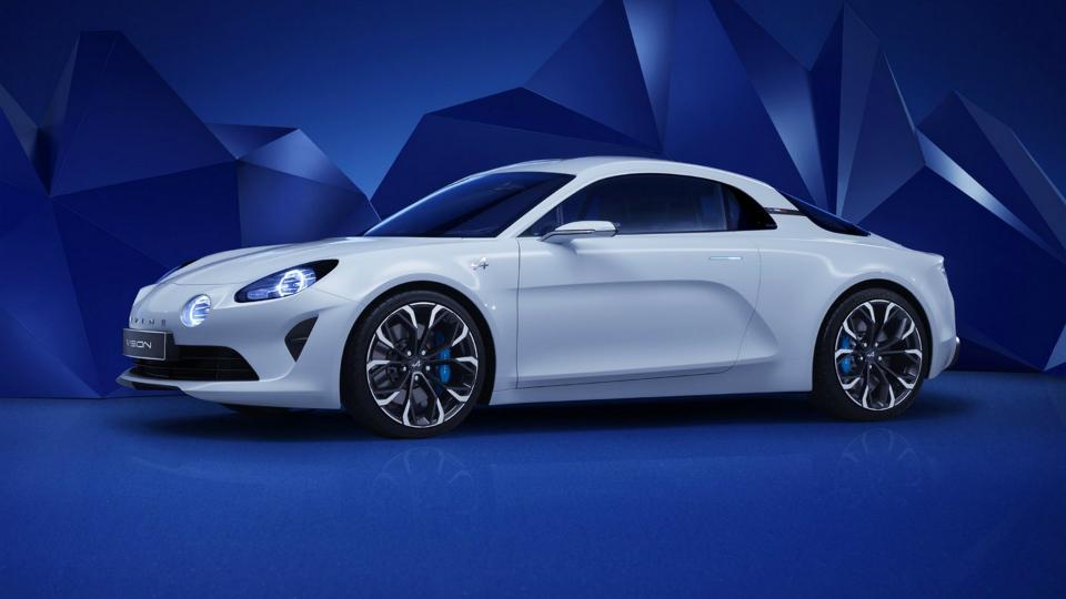 Спорткары марки Alpine получат моторы Mercedes-AMG