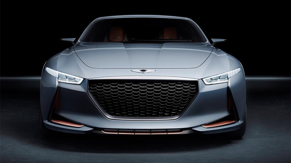 Премиальный бренд Hyundai показал прототип конкурента «тройки» BMW