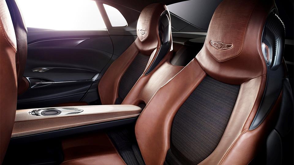 Марка Genesis представила концептуальный седан New York Concept. Фото 3