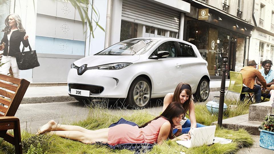 Renault отзовет четверть всех выпущенных электрокаров Zoe