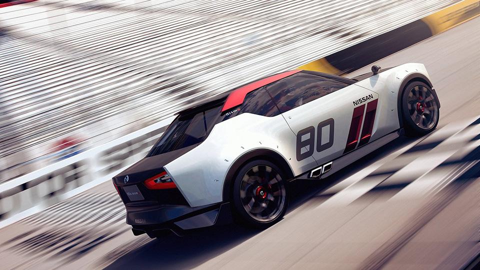 В Nissan отказались от разработки маленького спорткара