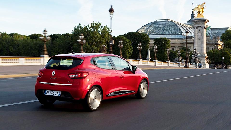 Renault Clio станет гибридом