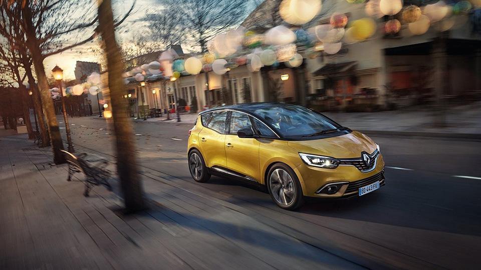 Clio получит силовой агрегат от нового Scenic