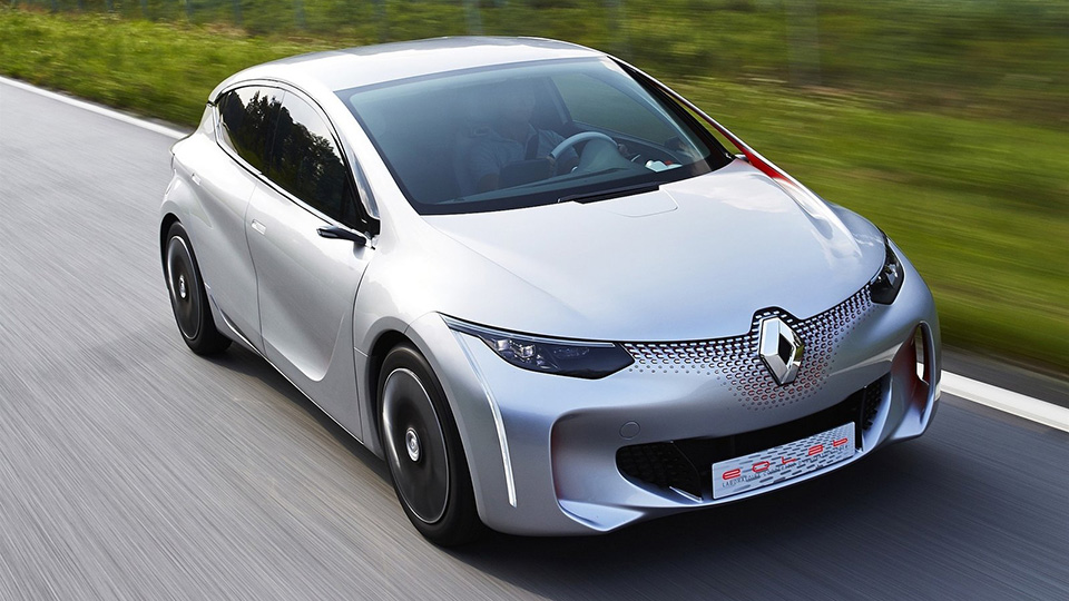 Clio получит силовой агрегат от нового Scenic. Фото 1