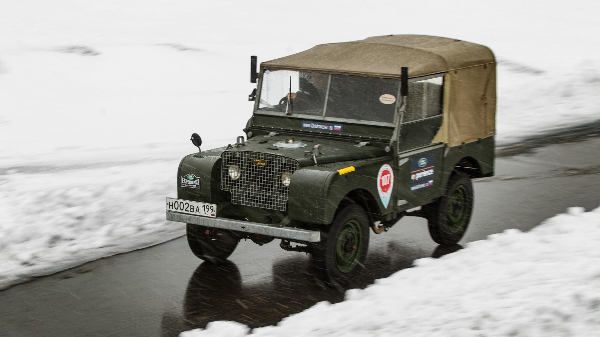 Не прощаемся с бессмертным Land Rover Defender  . Фото 2