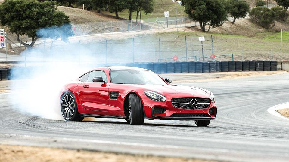 Mercedes-Benz выпустит десять новых AMG-моделей до конца года