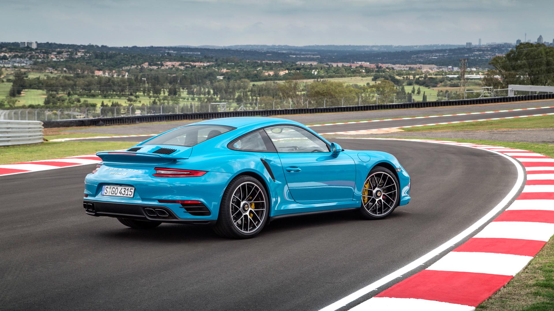 Обман законов физики и плата за совершенство: тест обновленного Porsche 911 Turbo S. Фото 15