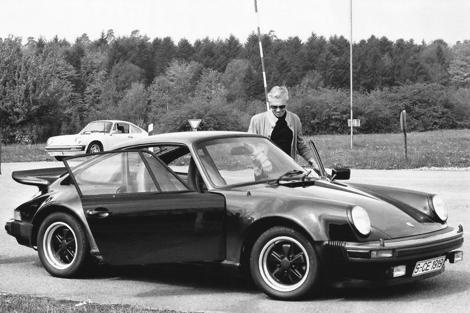 Как Porsche 911 получил приставку Turbo и изменил мир. Фото 5
