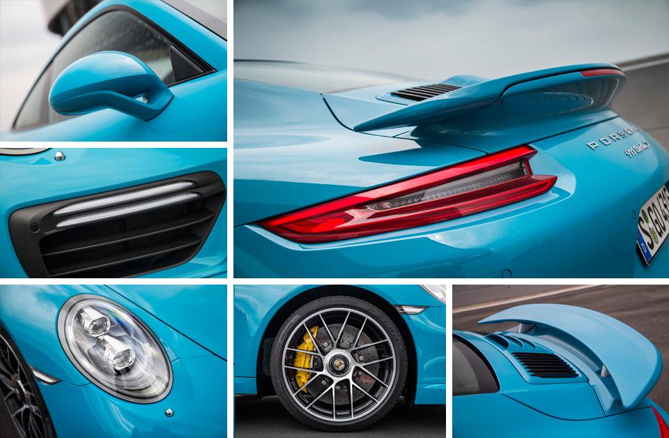 Обман законов физики и плата за совершенство: тест обновленного Porsche 911 Turbo S. Фото 4