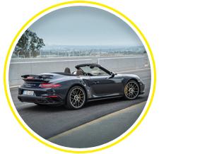 Обман законов физики и плата за совершенство: тест обновленного Porsche 911 Turbo S. Фото 3