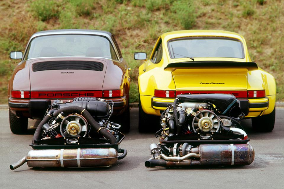 Как Porsche 911 получил приставку Turbo и изменил мир. Фото 4