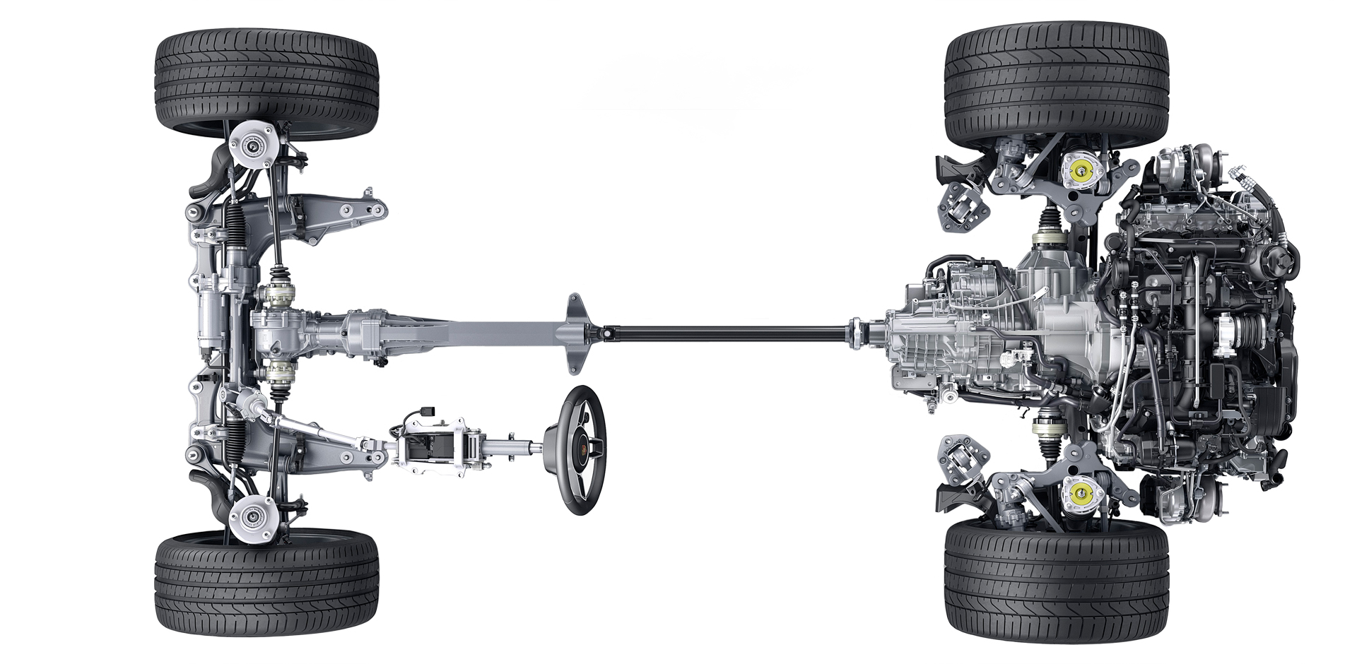 Обман законов физики и плата за совершенство: тест обновленного Porsche 911 Turbo S. Фото 11