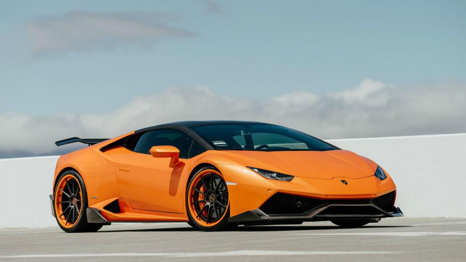 Американцы создали «аэрокосмический» Lamborghini Huracan