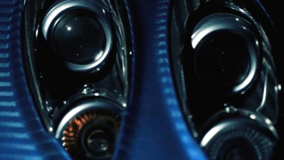 Компания Pagani показала тизер загадочного суперкара