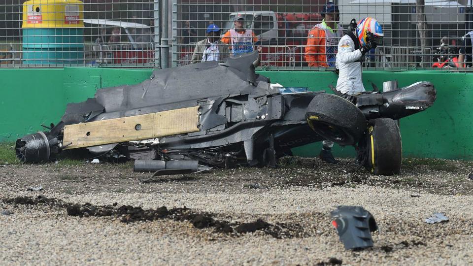 Врачи запретили Фернандо Алонсо выступать на Гран-при Бахрейна