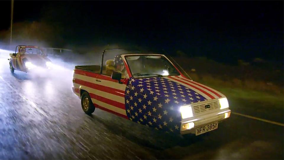 Появился первый видеоролик нового сезона Top Gear