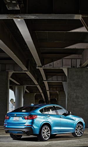 Почему «заряженный» BMW X4, получив мотор от М2, не заслужил права считаться настоящей «эмкой»