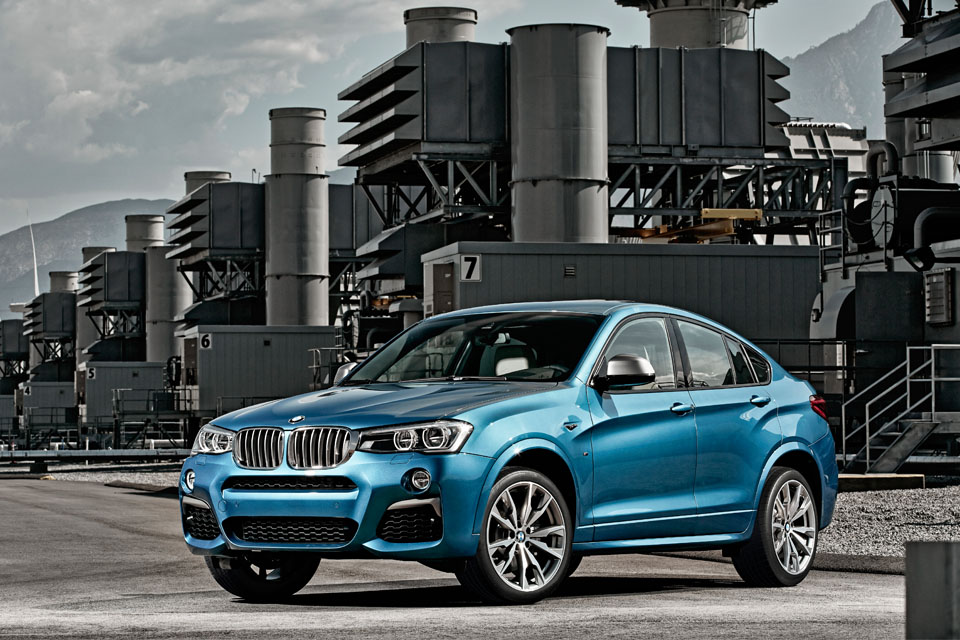 Почему «заряженный» BMW X4, получив мотор от М2, не заслужил права считаться настоящей «эмкой». Фото 1
