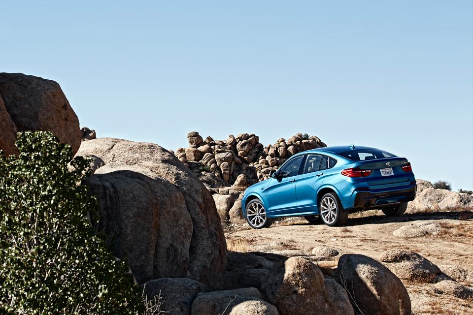 Почему «заряженный» BMW X4, получив мотор от М2, не заслужил права считаться настоящей «эмкой». Фото 3