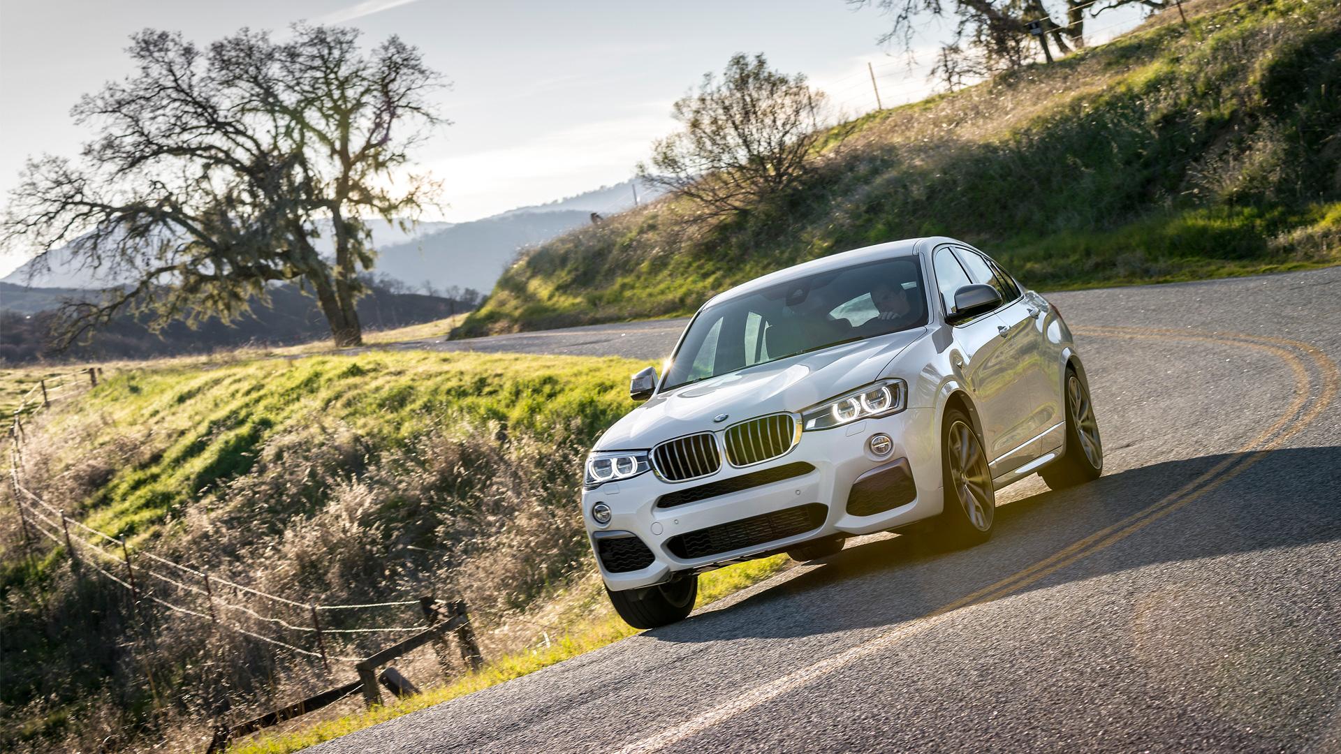 Почему «заряженный» BMW X4, получив мотор от М2, не заслужил права считаться настоящей «эмкой». Фото 2