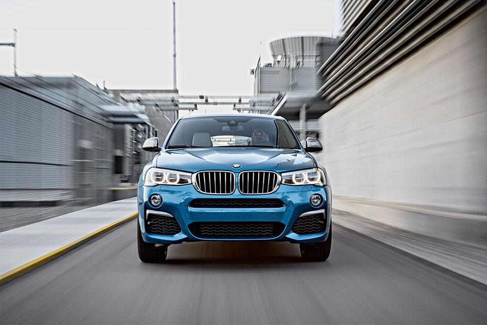 Почему «заряженный» BMW X4, получив мотор от М2, не заслужил права считаться настоящей «эмкой». Фото 4