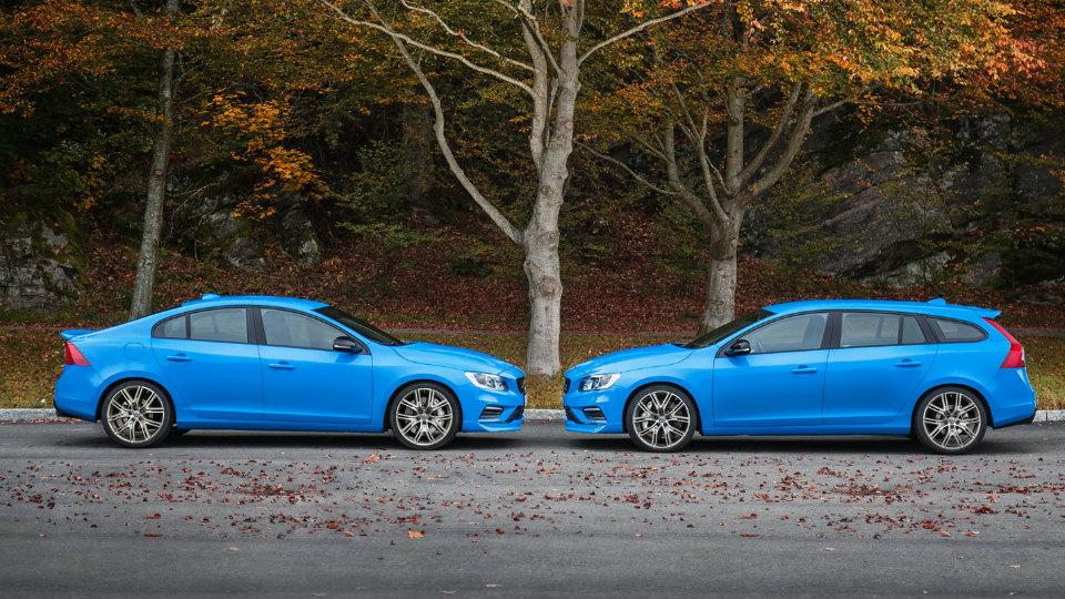 Volvo S60 и V60 оснастили 367-сильной «четверкой» с двойным наддувом