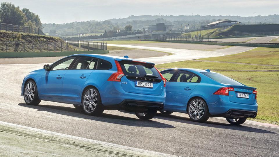 Volvo S60 и V60 оснастили 367-сильной «четверкой» с двойным наддувом. Фото 2