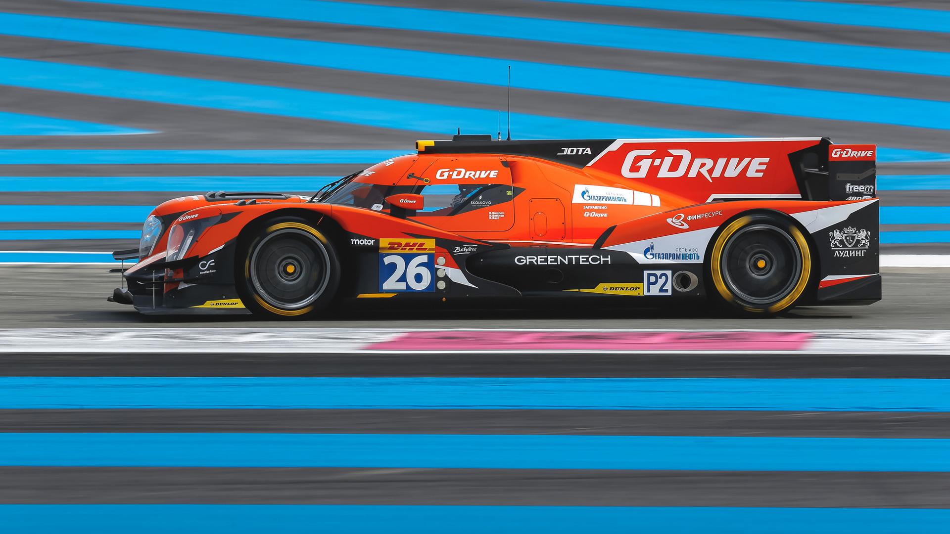 Как команда G-Drive Racing собирается выиграть «24 часа Ле-Мана». Фото 5