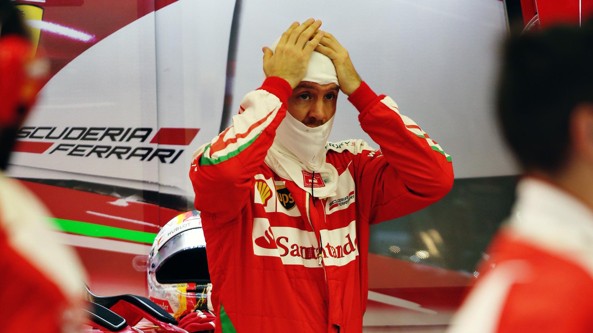 Что произошло на гонке Формулы-1 в Бахрейне. Фото 7