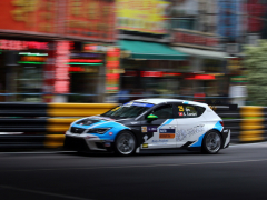 Машина примет участие в чемпионате TCR