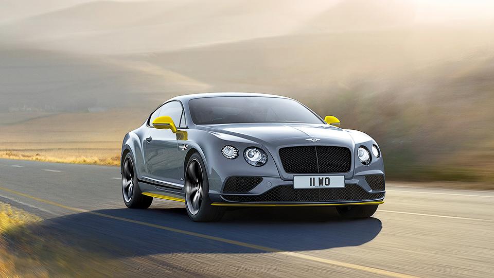 Компания Bentley сделала быстрейшую модель еще быстрее