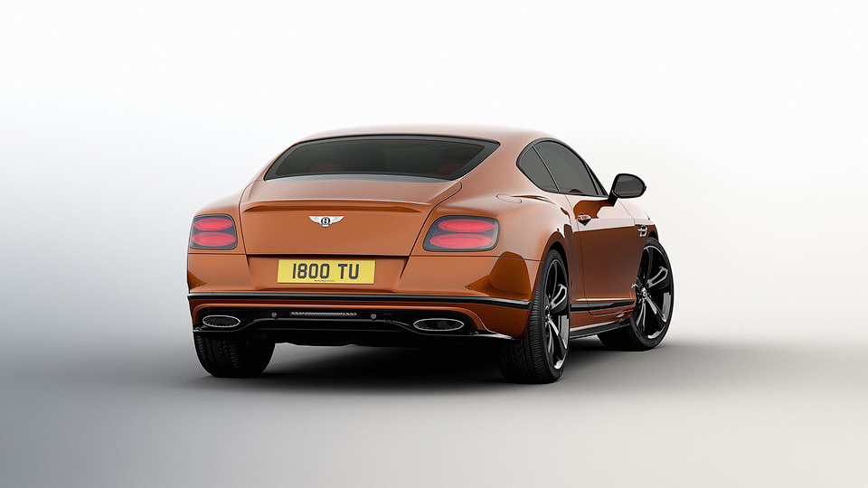 Мощность мотора Continental GT Speed увеличили до 642 сил. Фото 2
