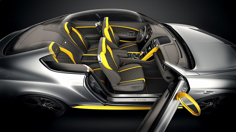 Мощность мотора Continental GT Speed увеличили до 642 сил. Фото 3
