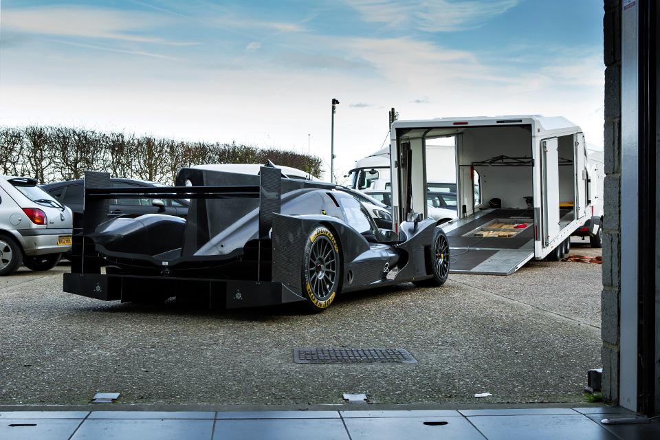 Как команда G-Drive Racing собирается выиграть «24 часа Ле-Мана». Фото 1