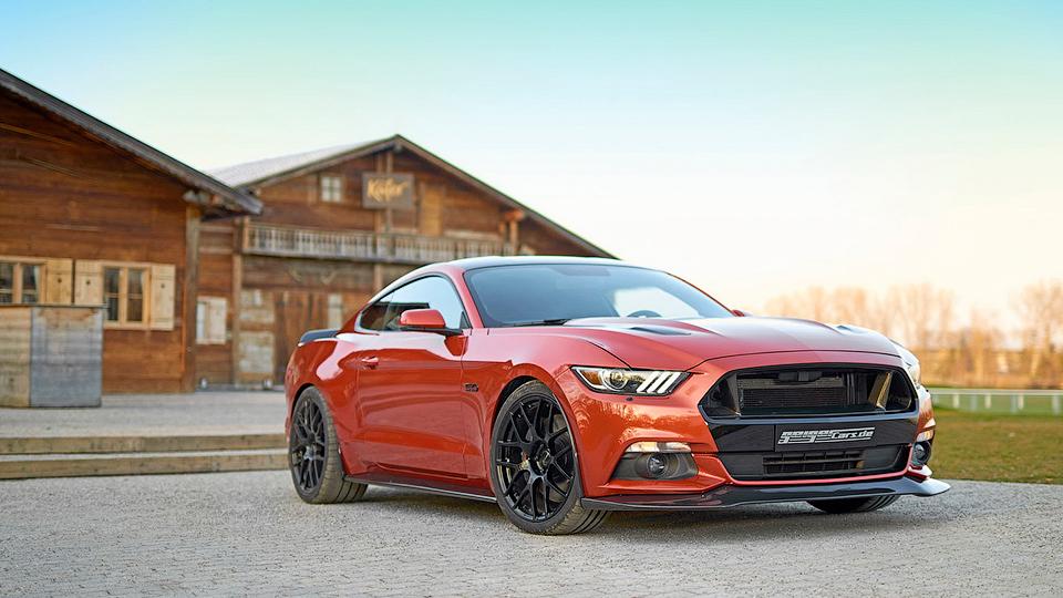 Ателье GeigerCars построило 820-сильный Ford Mustang