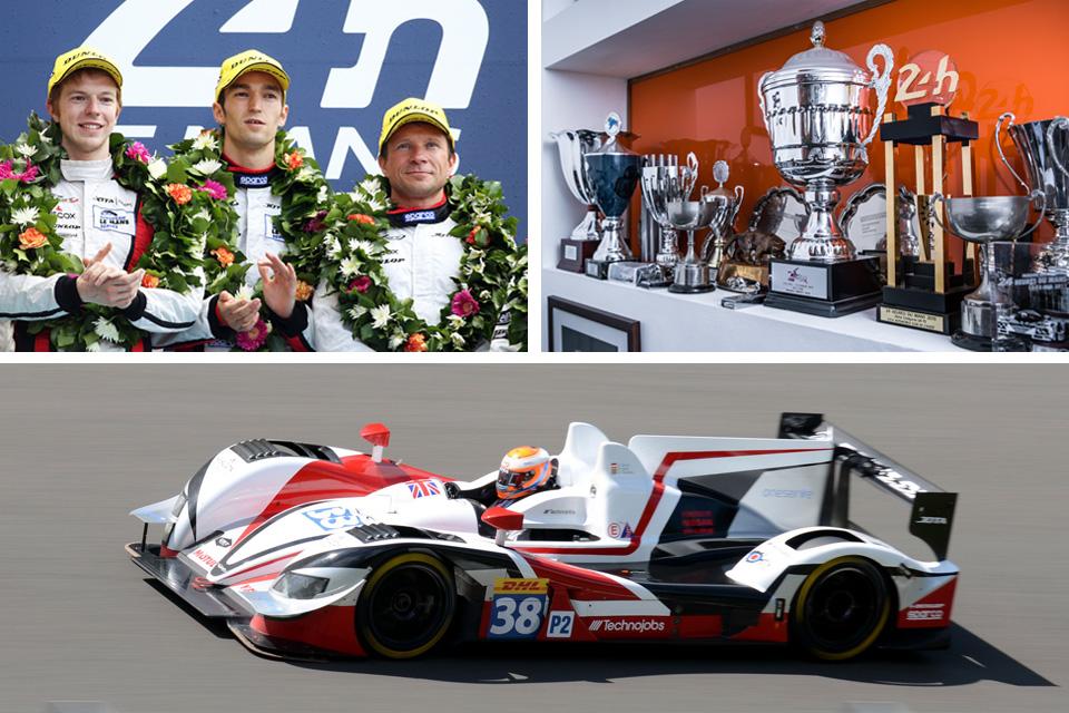 Как команда G-Drive Racing собирается выиграть «24 часа Ле-Мана». Фото 2