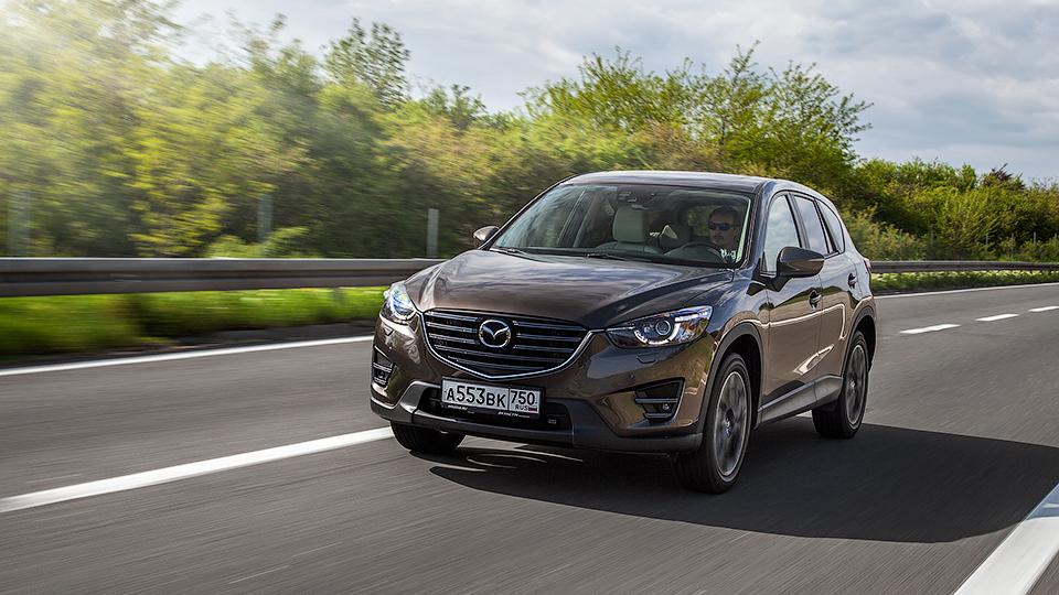 Mazda запустит во Владивостоке сборку двигателей