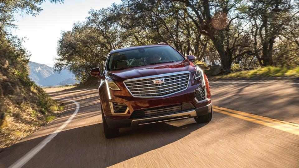 Cadillac построит вседорожник стоимостью 250 тысяч долларов