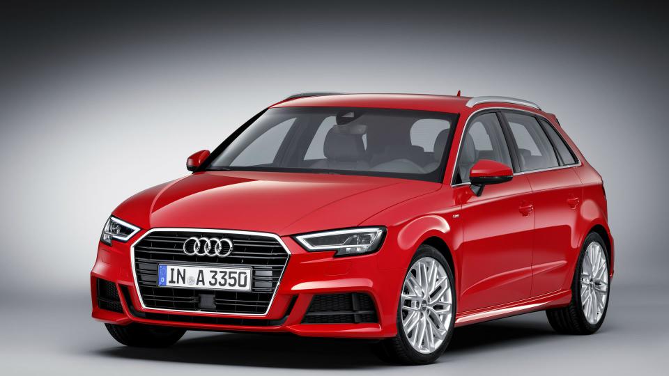 Компания Audi обновила семейство A3