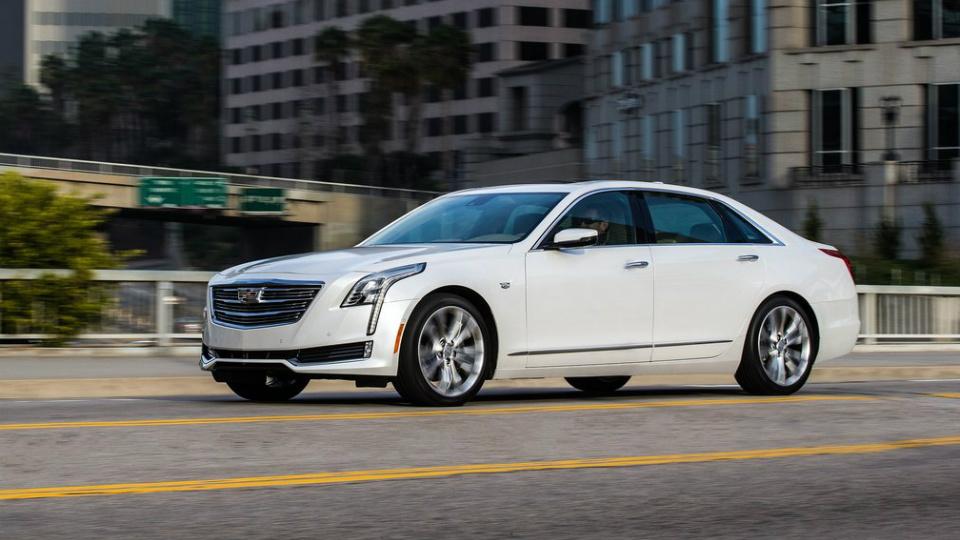 Cadillac отказался от разработки большого седана