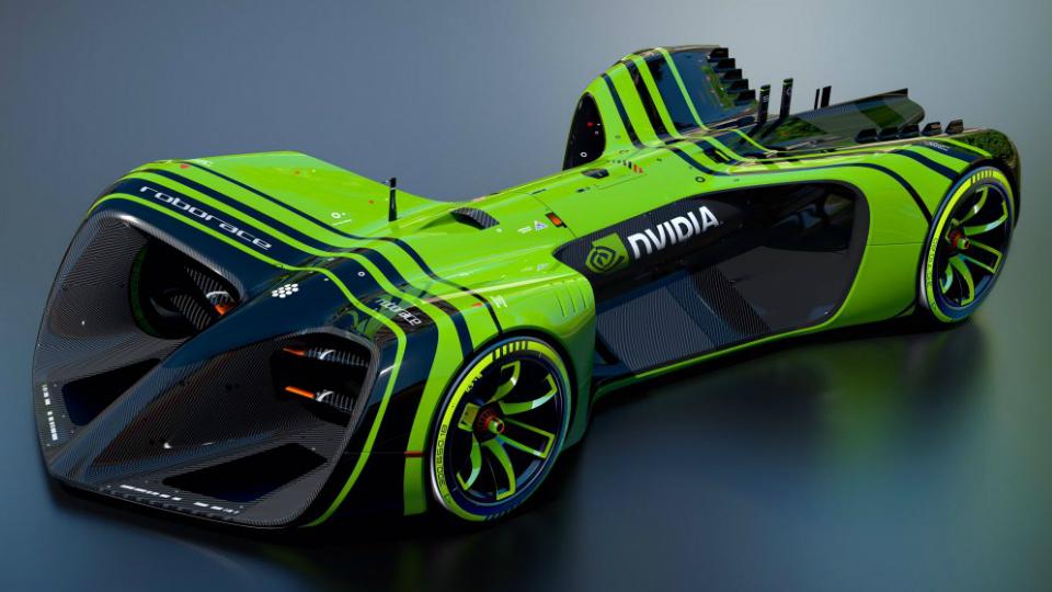 Фирма Nvidia создала суперкомпьютер для автономных машин