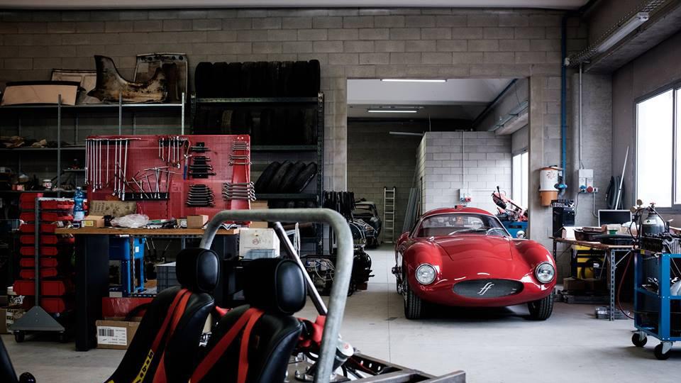 Effeffe Berlinetta покажут на выставке Top Marques в Монако