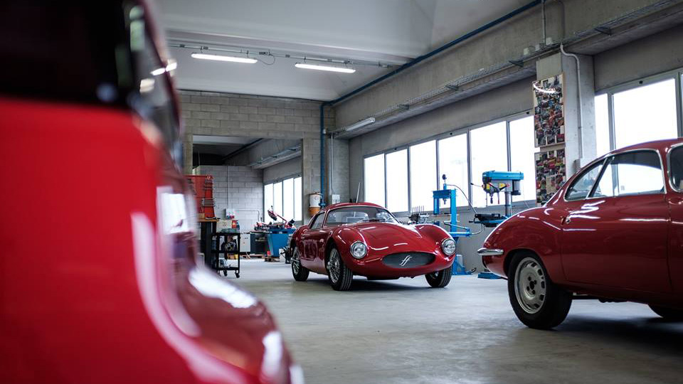 Effeffe Berlinetta покажут на выставке Top Marques в Монако. Фото 1