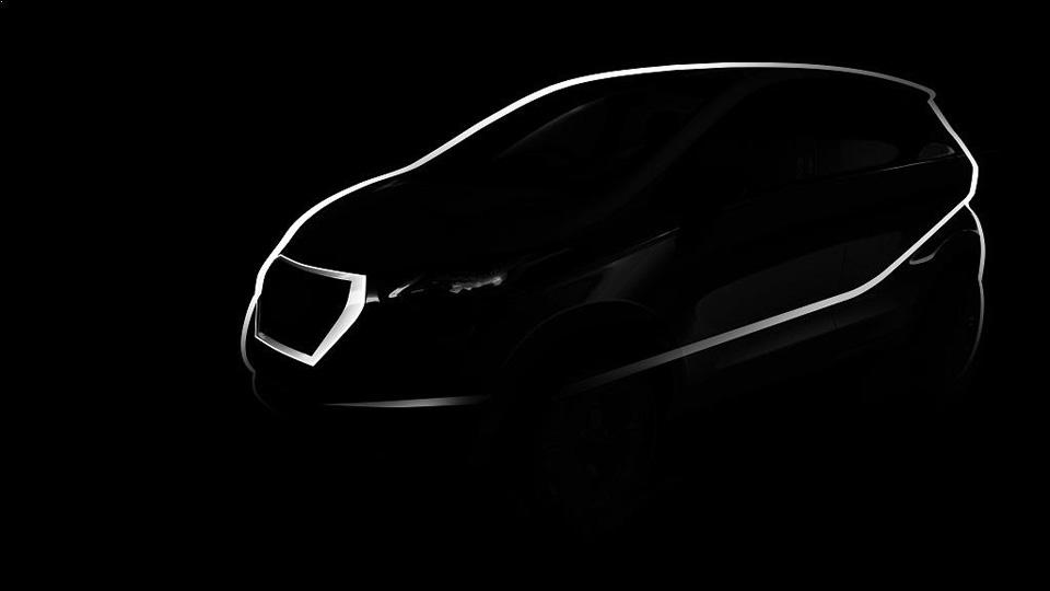 Datsun намекнул на дизайн модели на базе Renault Kwid