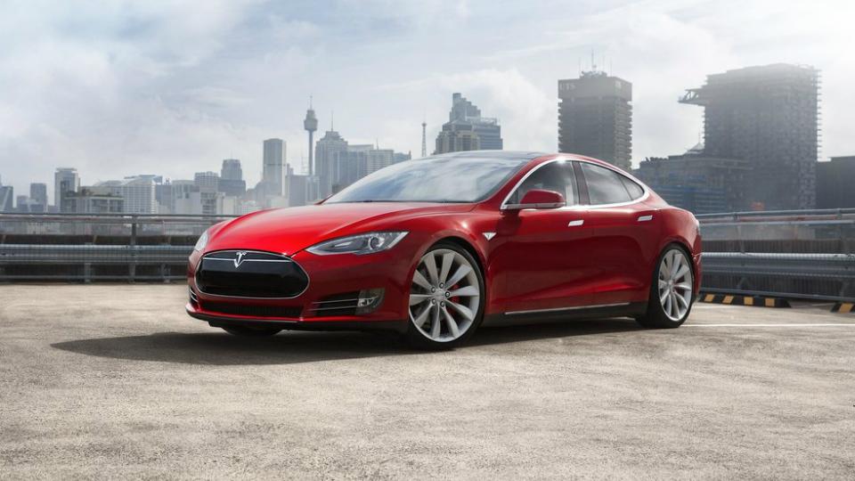 Tesla Model S получит режим «защиты от биооружия»
